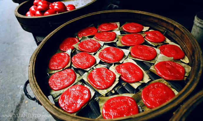 红发龟粿店