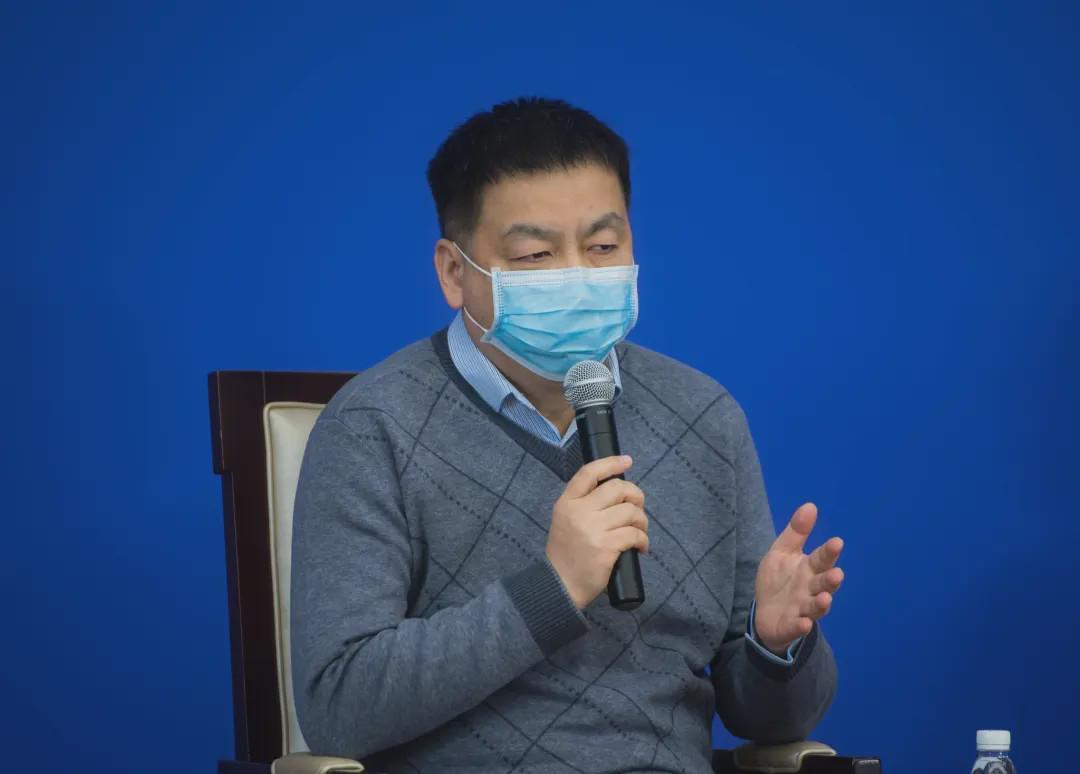 杜斌参加国新办英文记者会(资料图)