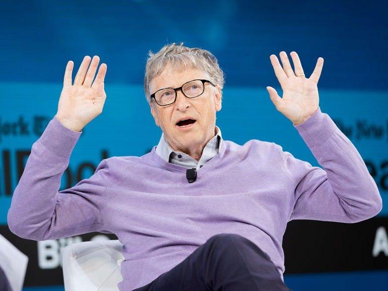 比尔·盖茨斥责美国新冠检测耗时太长:完全是垃圾
