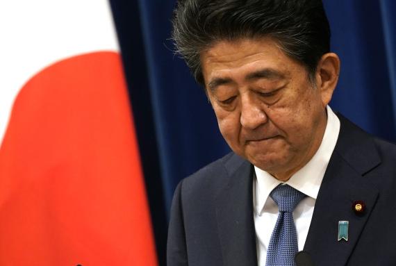 修宪、外交、经济、奥运:安倍壮志未酬,日本站到十字路口