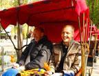 [组图]哈沃宁北京之旅全程记录 狂赞烤鸭好吃