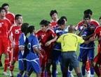 [组图]国足亚预赛前最后考验 战科威特险酿冲突