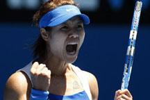 Li Na makes quarters double for China at Australian Open