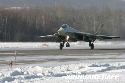 俄罗斯第五代飞机试飞,印度是唯一合作伙伴