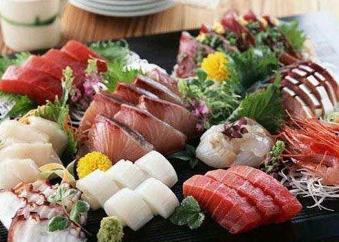 Japanese chinese cuisine sushiroll for Asian cuisine ocean view nj