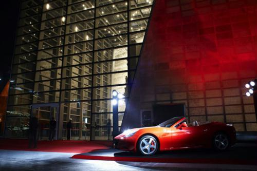 During F1 Shanghai GP, Ferrari presents 599 HY-KERS vettura laboratorio at Italy Pavilion. The Ferrari 599 HY-KERS vettura laboratorio is claimed to cut emissions and fuel consumption by 35 per cent without affecting the performance and driving involvement that one expects from a Ferarri.