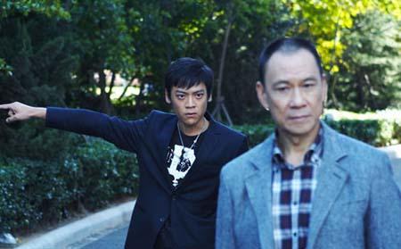 """DirectorWangXiaoshuai'slatestfilm""""ChongqingBlues."""""""