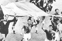 World Cup champions - 1958, Brazil