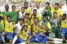 World Cup champions - 1994, Brazil