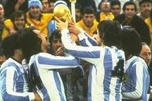 World Cup champions - 1978, Argentina