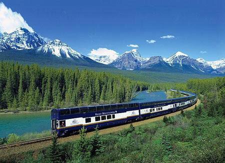 世界最美的10大火车旅游线路