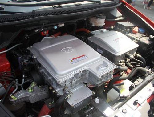 电动汽车结构和安全领域的专有技术以及比亚迪卓越的