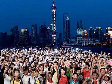 Shanghai Expo Park to receive 600,000 tourists daily in June.