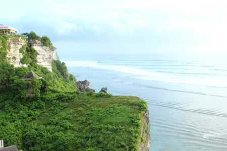 Bali is famous for its tranquil landscape and laid-back people. (Photo: Tong Ting)