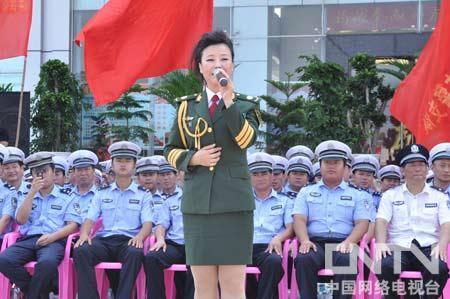 对姚林辉来说,参加抗洪抢险的战友们就是最亲的人