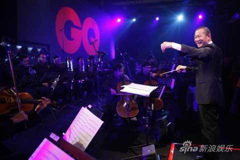 The concert marks the 100th day of the Shanghai World Expo. (Photo: Sina.com.cn)