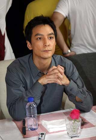Actor Daniel Wu. (Photo: CFP.cn)