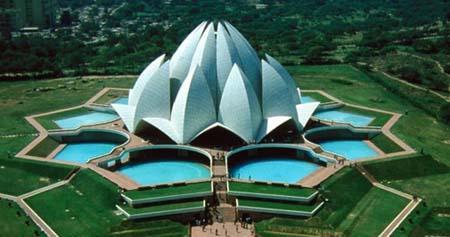Lotus Temple(Photo Source: ...