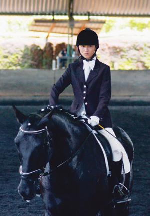 骑马运动,健康生活新宠儿