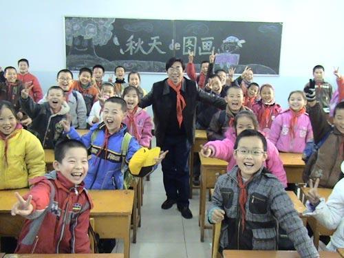 内蒙古优秀志愿者候选人:魏刚