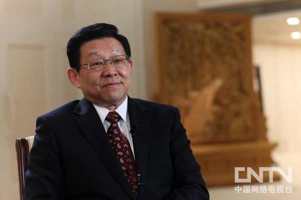 [省部长访谈录]专访商务部部长陈德铭