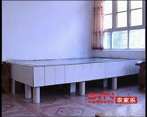 cctv7农广天地:节能炕房视频