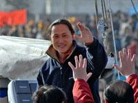 Zhai Mo: primer chino que ha dado una vuelta al mundo en un barco a vela