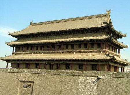 南京明城墙_旅游景点_优游网_乐乐简笔画