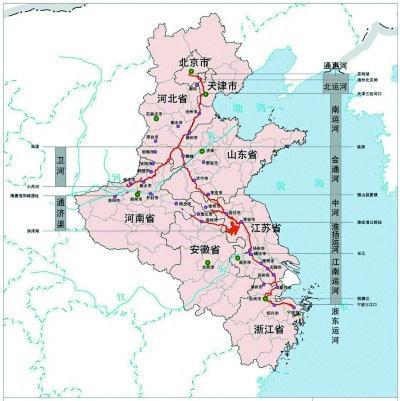 2006年,国务院将京杭大运河整体公布为第六批全国重点文物保护单位