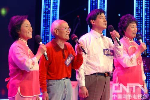 张容绶老人唱给老师的歌