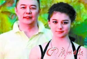 张铁林和女儿
