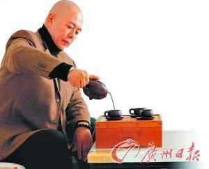 张铁林说演戏并不是他生活的全部,他还有很多兴趣爱好