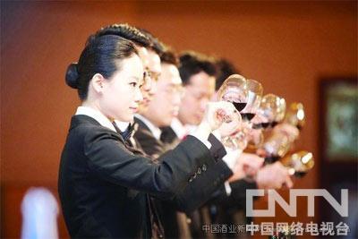 韩国评选顶级侍酒师
