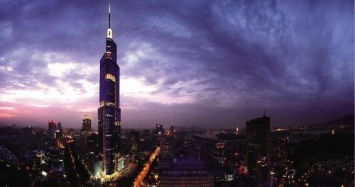 中国 南京/南京绿地洲际酒店