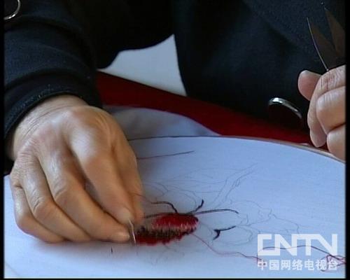 [农广天地]绒绣的制作(20110729)