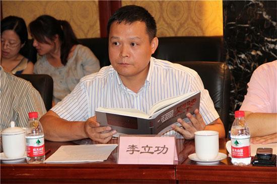 京小马奔腾影视文化发展有限公司副总经理李立功