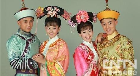 热播中的《新还珠格格》让李晟、海陆、张睿、李佳航等主演成为这个夏天的当红新星