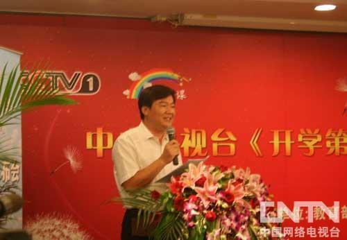 教育部基础教育司一司司长高洪
