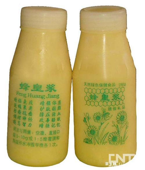 蜂王浆能够有效防治白发