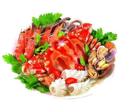 感冒最好别吃海鲜