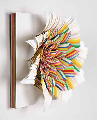 创意立体剪纸设计__中国网络电视台