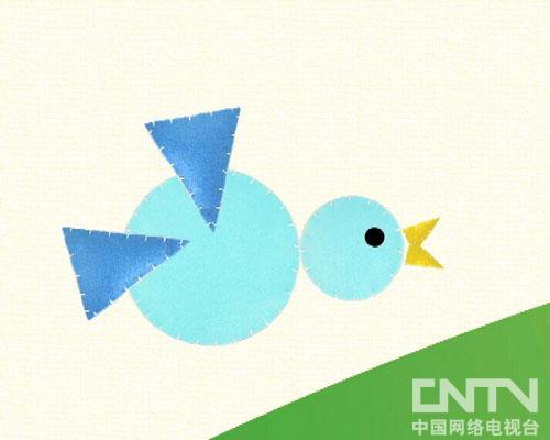 20111011 形状变变变:小鸟