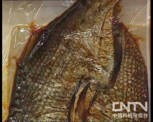 淡水鱼干片的加工 海鲈鱼干的加工技术 20111013