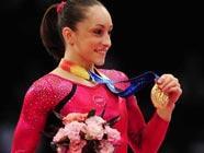 Финал женского многоборья на ЧМ по спортивной гимнастике
