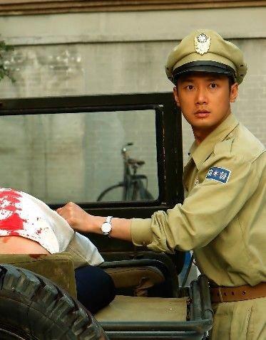 巩峥《金陵秘事》剧照
