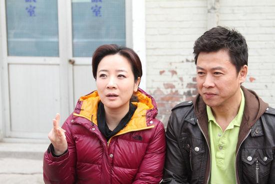 陈小艺和胡亚捷