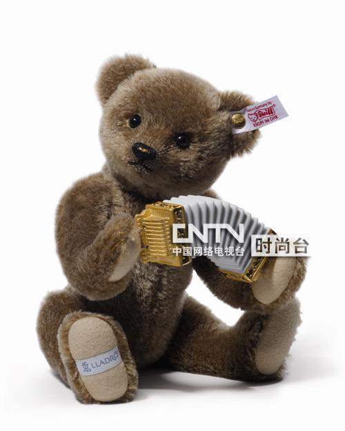 可爱泰迪熊 雅致温情圣诞系列新品