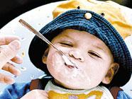 Смешно - как дети едят!