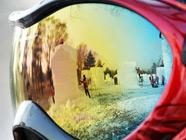 В Харбине открылся 18-й Всекитайский конкурс на лучшие скульптуры из снега