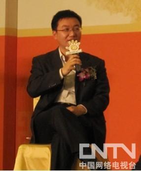 百合网CEO田范江